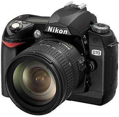 NIKON DIGITAL CAMERA: DIGITAL SLR CAMERAS | Articles on Digital ...